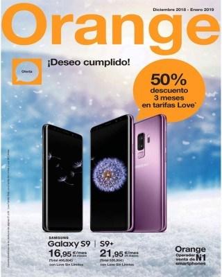 Catalogo Orange deseo cumplido