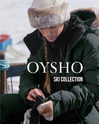 Catalogo Oysho coleccion de esquí
