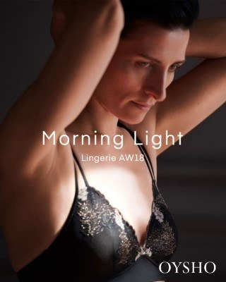 Catalogo Oysho luz de la mañana