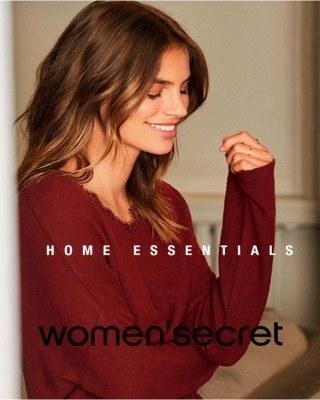 Catalogo Women Secret elementos esenciales del hogar