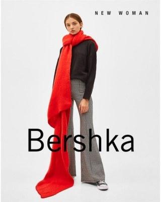 Catalogo recien llegado en Bershka