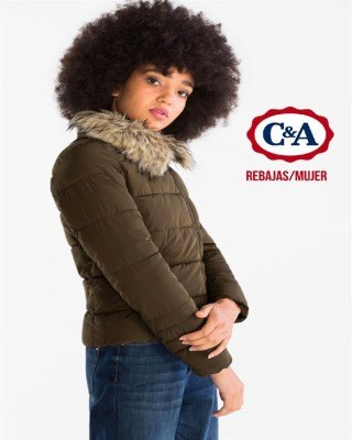 Catalogo C&A rebajas de mujer