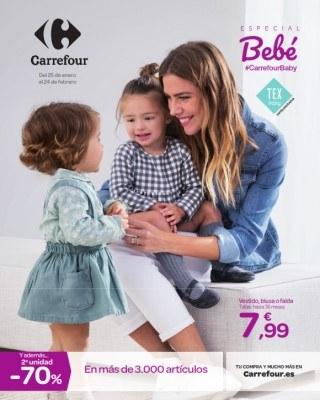 Catalogo Carrefour bebe