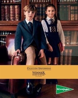 Catalogo El Corte Ingles eci universidad ganadora