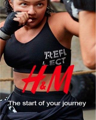 Catalogo H&M el comienzo de tu viaje