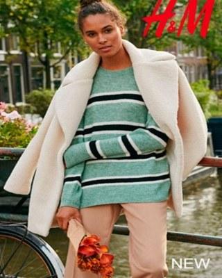 Catalogo H&M nuevo de mujer