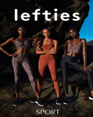 Catalogo Lefties de deporte