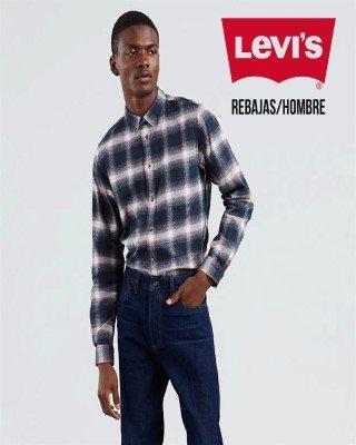 Catalogo Levis rebajas para hombre