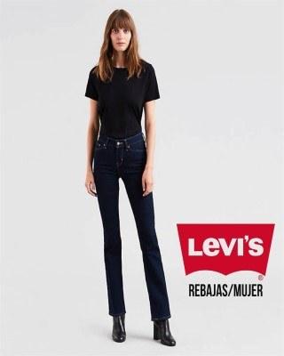 Catalogo Levis rebajas para mujer