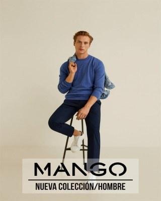 Catalogo Mango nueva coleccion de hombres