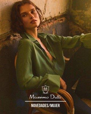 Catalogo Massimo Dutti novedades para la mujer