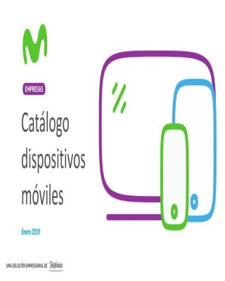 Catalogo Movistar dispotivos