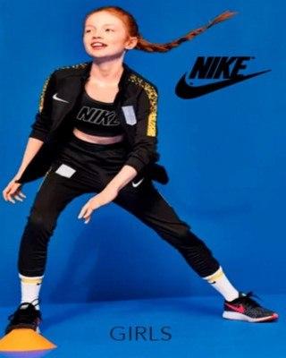 Catalogo Nike nuevo para ninas