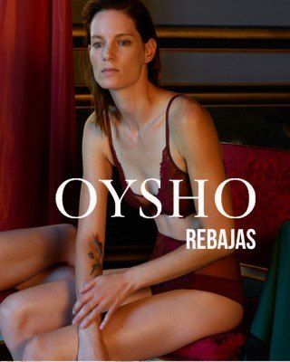 Catalogo Oysho rebajas