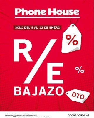 Catalogo Phone House Rebajazo