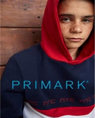 Catalogo Primark niños