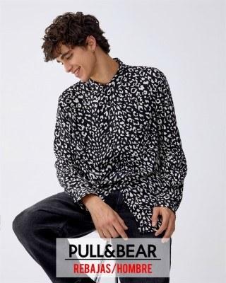 Catalogo Pull & Bear rebajas de hombre