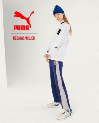 Catalogo Puma rebajas solo de mujer