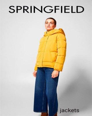 Catalogo Springfield chaquetas