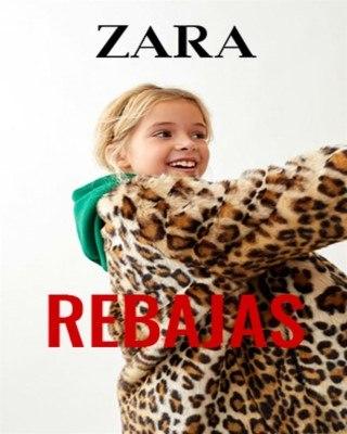 Catalogo Zara rebajas de mujer