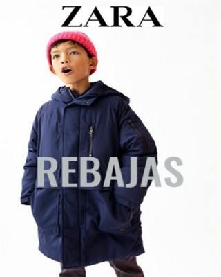 Catalogo Zara rebajas para niños