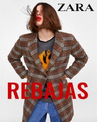 Catalogo Zara rebajas