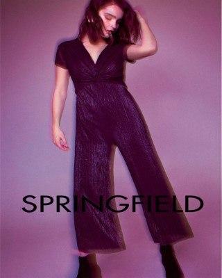 Catalogo lo nuevo en Springfield