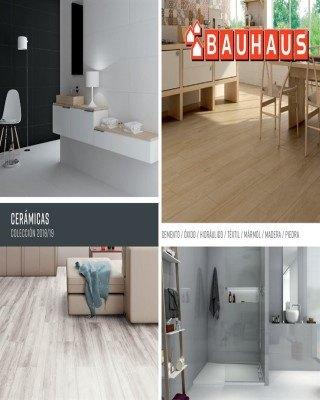 Catalogo Bauhaus coleccion de ceramicas
