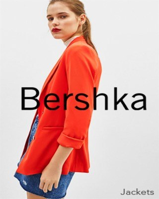 Catalogo Bershka chaquetas
