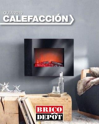 Catalogo Brico Depot calefaccion del 2019