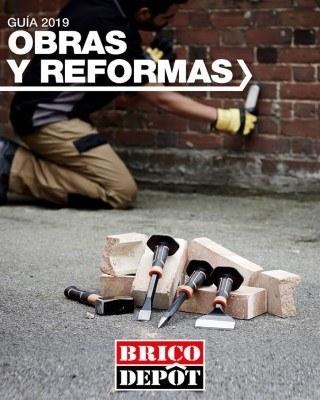 Catalogo Brico Depot obras y reformas del 2019