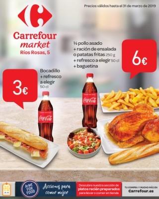 Catalogo Carrefour Market rios rosas