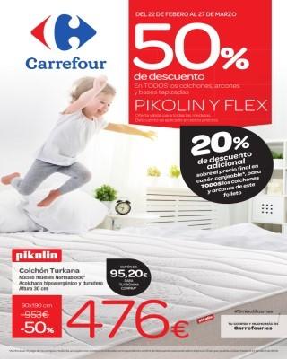 Catalogo Carrefour pikolin y flex