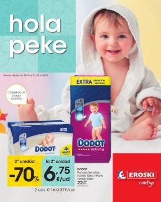 Catalogo Eroski hola peke