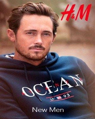 Catalogo H&M lo nuevo para hombres