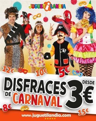 Catalogo Juguetilandia especial carnaval