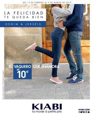 Catalogo Kaibi la felicidad te queda bien