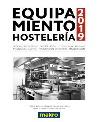 Catalogo Makro equipa mienta hosteleria 2019