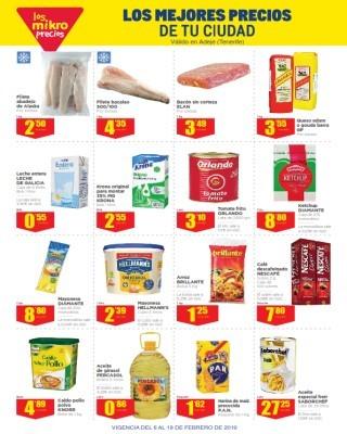 Catalogo Makro los mikro precios