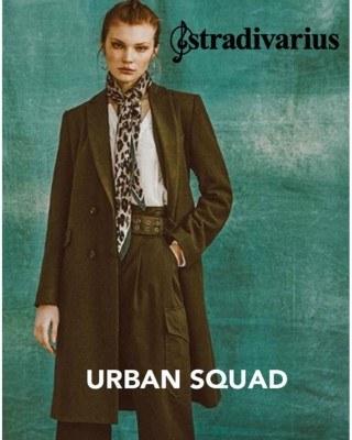 Catalogo Stradivarius equipo urbano