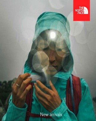 Catalogo solo lo nuevo de The North Face