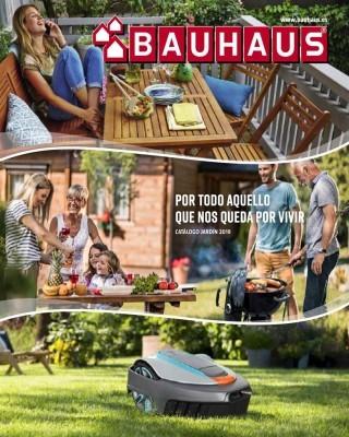 Catalogo Bauhaus jardin de 2019
