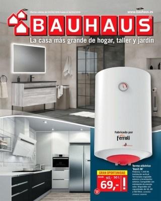 Catalogo Bauhaus la casa mas grande de hogar, taller y jardin