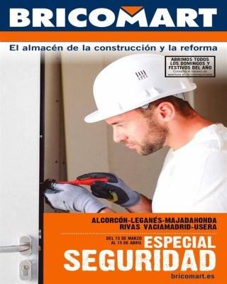 Catalogo Bricomart especial seguridad