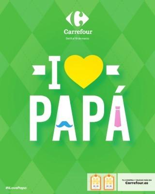 Catalogo Carrefour yo amo a mi papa