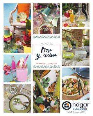 Catalogo E Leclerc coleccion hogar primavera verano