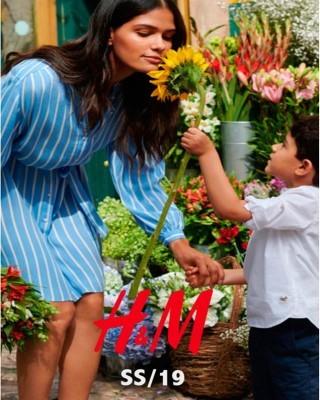 Catalogo H&M las flores