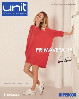 Catalogo Hipercor primavera 2019