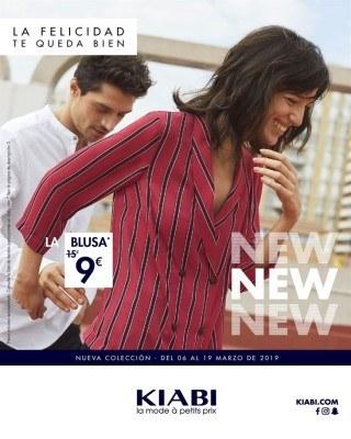 Catalogo Kiabi la felicidad te queda bien