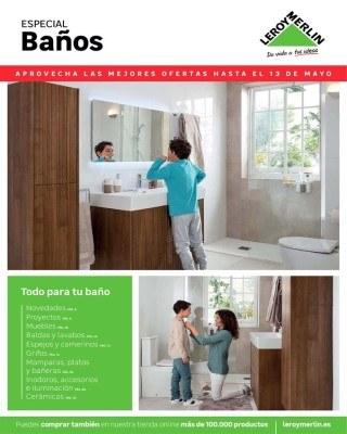 Catalogo Leroy Merlin especial baños